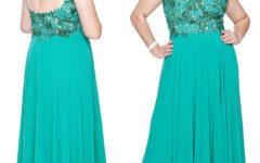 Os mais Lindos modelos de Vestidos de Festa Longos Plus Size