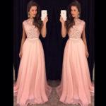 Os mais Belos Modelos de Vestidos de Festa com Renda