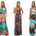 As maiores tendencias de vestidos de malha para o verão