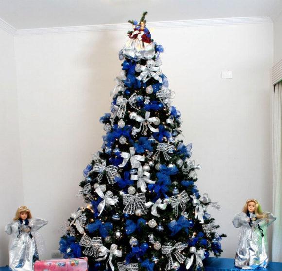 como-decorar-arvore-de-natal-passo-a-passo