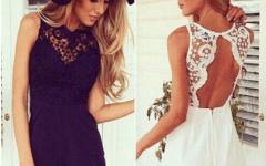 Macacão de Renda na Moda Feminina Para o Verão