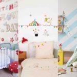 Sugestão de Decoração para Quartos Infantil de Crianças e Bebês