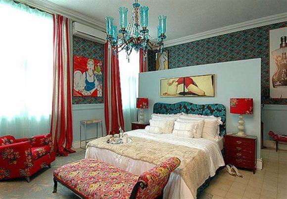 Dicas de decora o para quarto retr ideias mix - Decoracion vintage habitacion ...